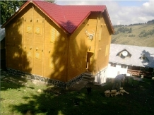 Rural accommodation at  Cabana Cerbul