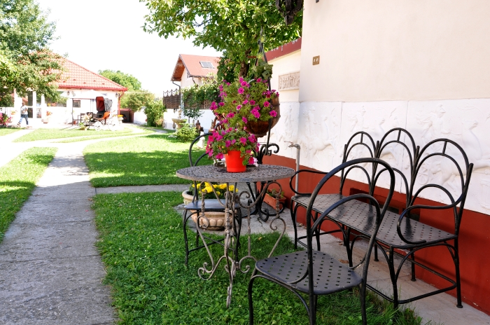 Pensiunea Roma Antica - accommodation in  Brasov Depression (36)
