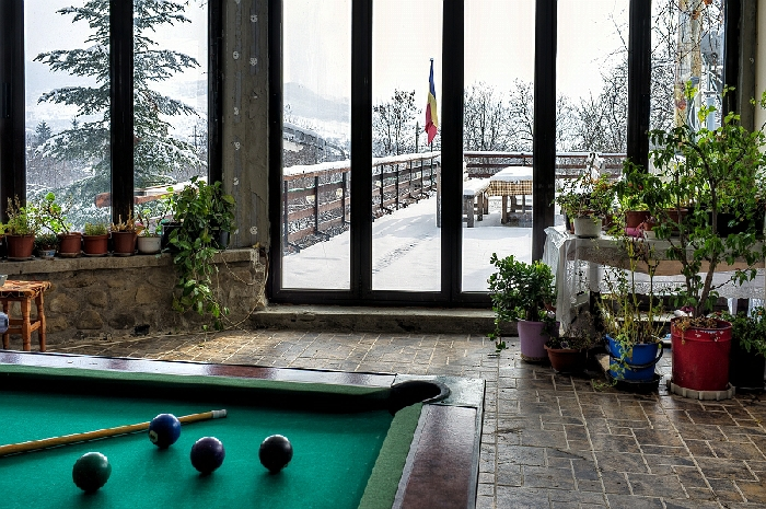 Pensiunea Tata Lice - accommodation in  Buzau Valley (17)