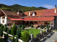 Rural accommodation at  Pensiunea Florina