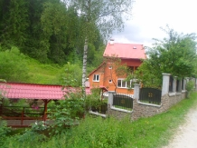 Rural accommodation at  Pensiunea Lazea