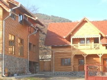Pensiunea Codru - accommodation in  Apuseni Mountains, Motilor Country, Arieseni (01)