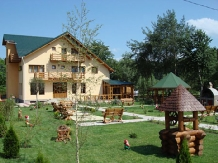 Rural accommodation at  Pensiunea Maria
