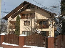 Pensiunea Magnolia - accommodation in  Ceahlau Bicaz (01)