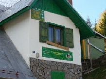 Rural accommodation at  Pensiunea Luminita