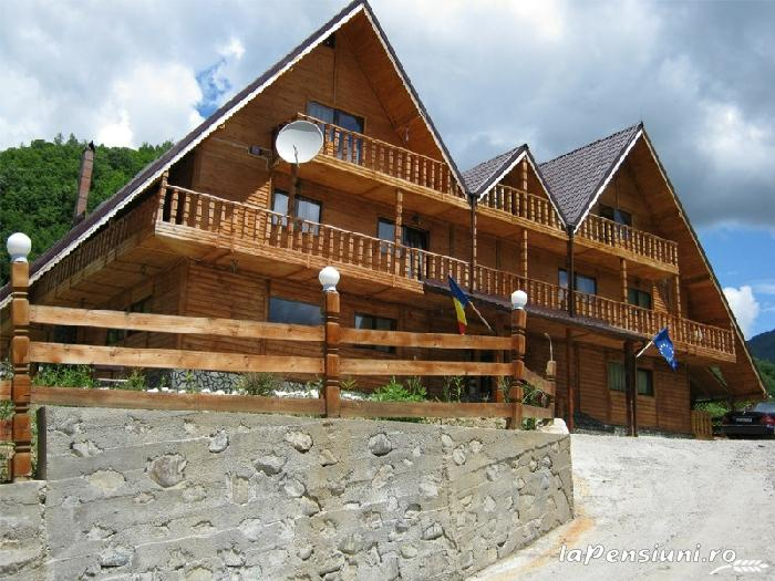 Pensiunea Garvis - accommodation in  Olt Valley, Voineasa (01)