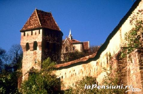 Pensiunea Casa Baroca - accommodation in  Sighisoara (Surrounding)