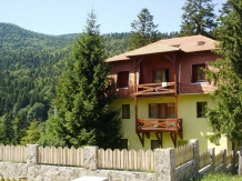 Rural accommodation at  Pensiunea Transilvania