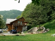 Rural accommodation at  Cabana Hanul Voievozilor