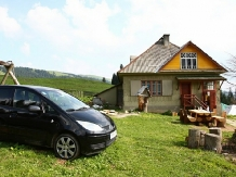 Cabana Croitor - accommodation in  Bistrita (01)