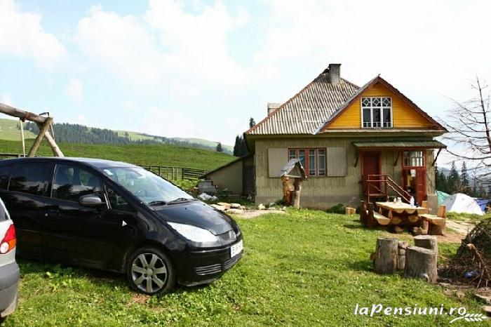 Cabana Croitor - accommodation in  Bistrita (06)