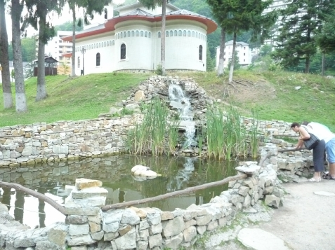 Pensiunea Cerbul - accommodation in  Slanic Moldova (Surrounding)