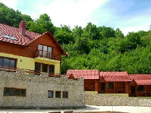 Rural accommodation at  Pensiunea Patrimara
