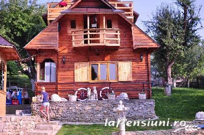 Pensiunea Radu lu Anghel - accommodation in  Muntenia (01)