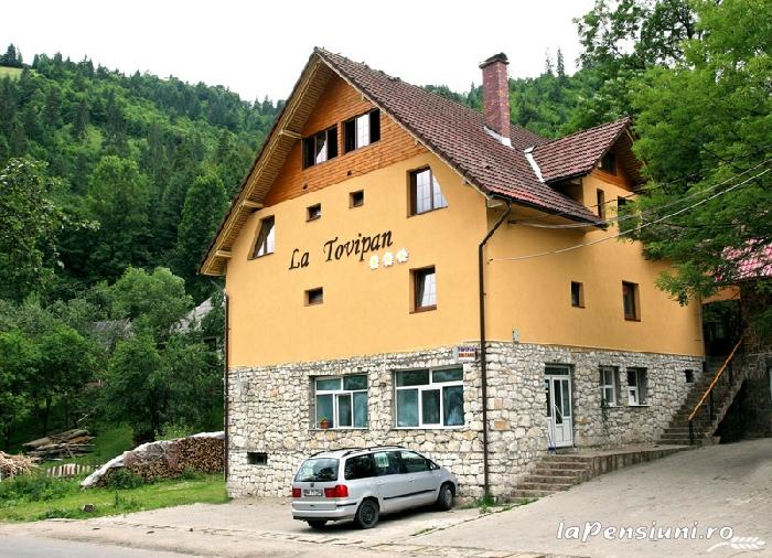 Pensiunea La Tovipan - accommodation in  Motilor Country, Arieseni (01)