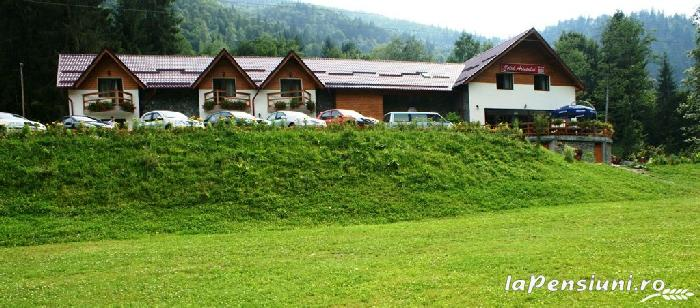 Cabana Cotul Ariesului - accommodation in  Apuseni Mountains, Motilor Country, Arieseni (01)