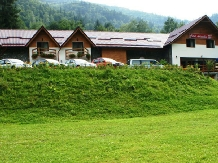 Rural accommodation at  Cabana Cotul Ariesului