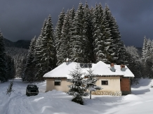 Rural accommodation at  Pensiunea Pietricica