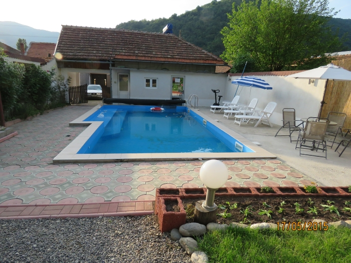 Pensiunea Sandra - accommodation in  Cernei Valley, Herculane (02)