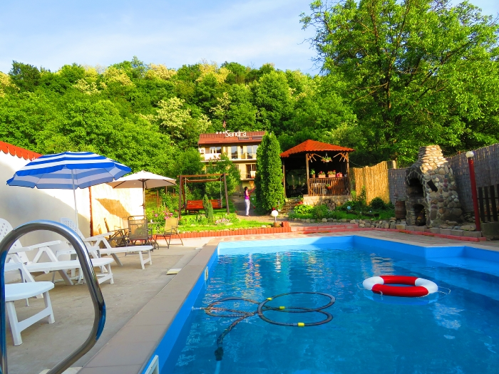 Pensiunea Sandra - accommodation in  Cernei Valley, Herculane (03)