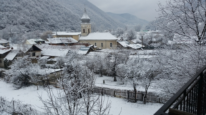 Pensiunea Sandra - accommodation in  Cernei Valley, Herculane (18)