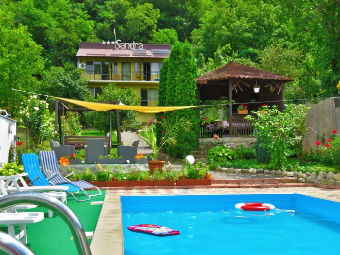 Pensiunea Sandra - accommodation in  Cernei Valley, Herculane (22)