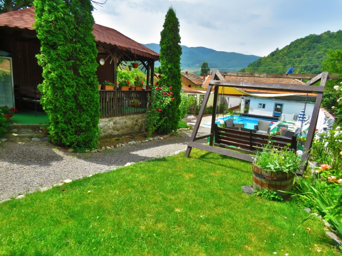 Pensiunea Sandra - accommodation in  Cernei Valley, Herculane (27)