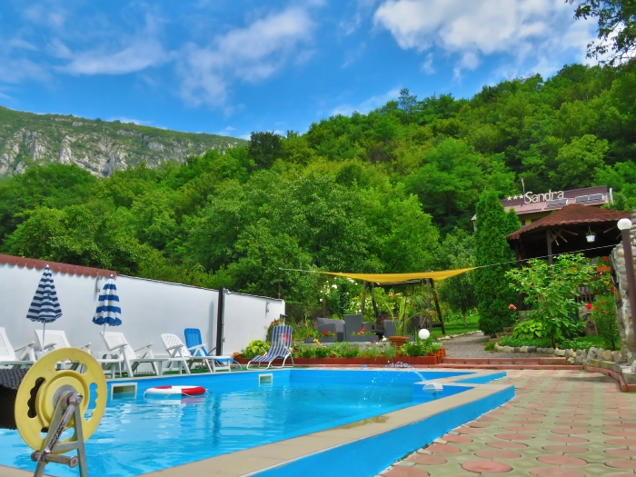 Pensiunea Sandra - accommodation in  Cernei Valley, Herculane (29)