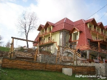 Pensiunea Danvi - accommodation in  Fagaras and nearby, Transfagarasan, Muscelului Country (02)
