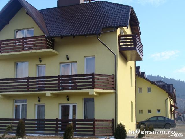 Pensiunea Jupanitei - accommodation in  Muscelului Country (01)