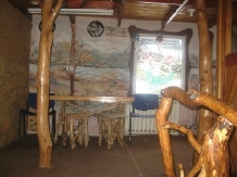 Cabana Rustic - accommodation in  Hateg Country, Straja (06)