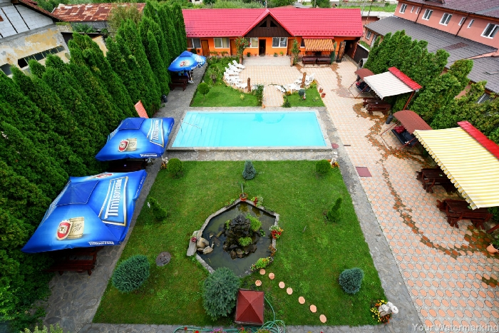 Pensiunea Belvedere - accommodation in  Hateg Country (02)