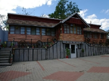 Pensiunea Irina - accommodation in  Hateg Country (01)