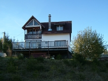 Cabana Baisoara - accommodation in  Apuseni Mountains, Belis (01)