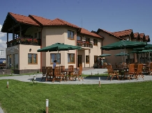 Rural accommodation at  Pensiunea A&B