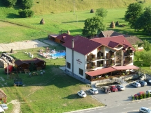 Rural accommodation at  Pensiunea Carpathia