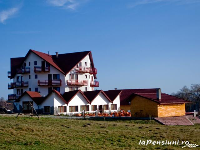 Pensiunea Coroana Reginei - accommodation in  Rucar - Bran, Moeciu, Bran (01)