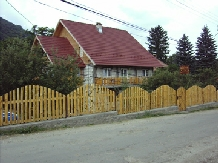 Rural accommodation at  Pensiunea Stefi
