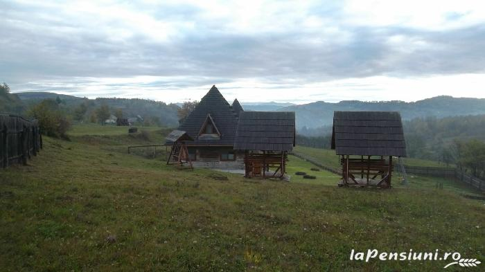 Casele de vacanta Luca si Vicentiu - accommodation in  Maramures Country (78)