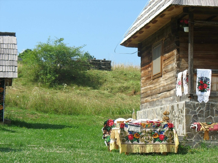 Casele de vacanta Luca si Vicentiu - accommodation in  Maramures Country (81)
