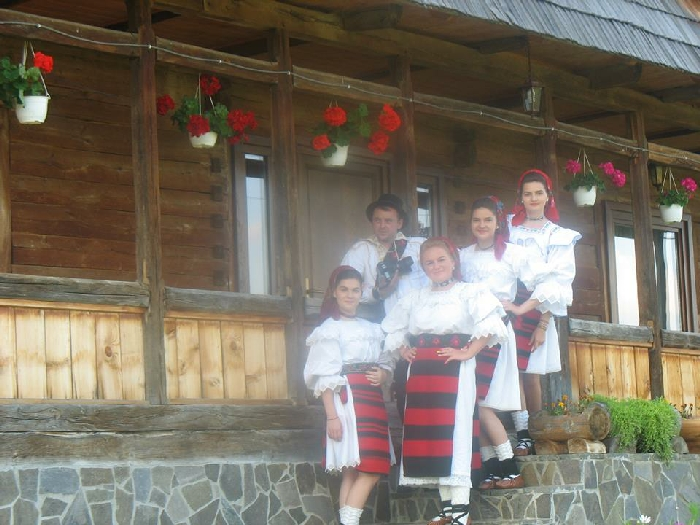 Casele de vacanta Luca si Vicentiu - accommodation in  Maramures Country (82)