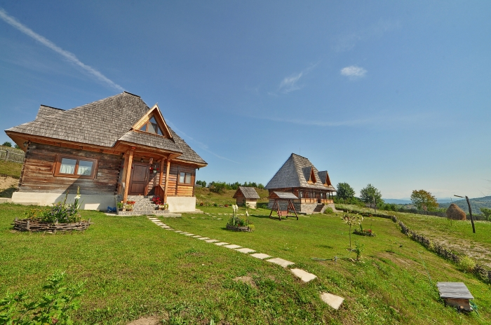 Casele de vacanta Luca si Vicentiu - accommodation in  Maramures Country (93)