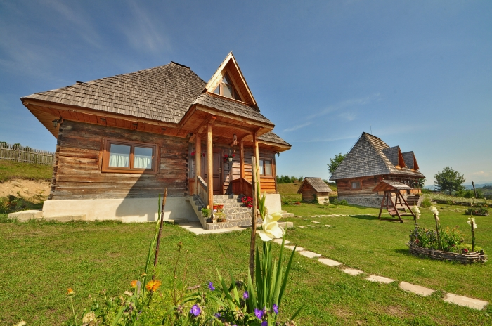 Casele de vacanta Luca si Vicentiu - accommodation in  Maramures Country (95)