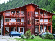 Rural accommodation at  Pensiunea Danciu
