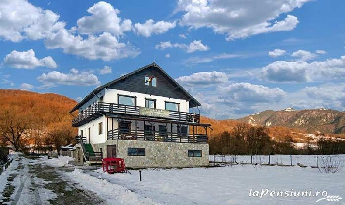 Casa Georgescu - accommodation in  Rasnov (01)