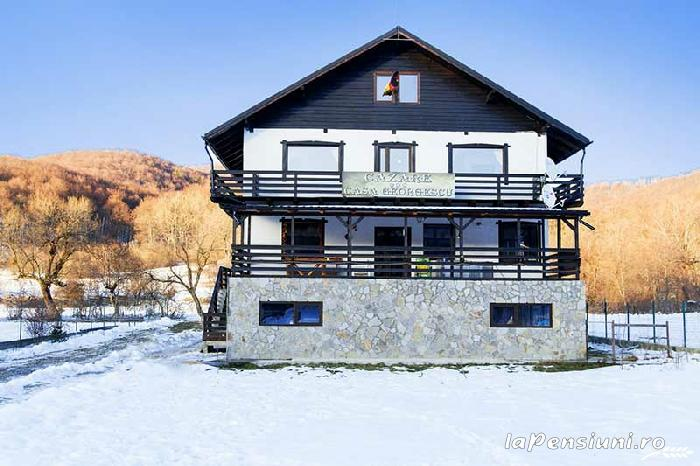 Casa Georgescu - accommodation in  Rasnov (20)