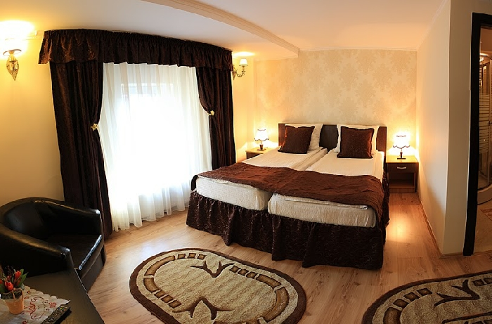 Pensiunea Cristina - accommodation in  Rasnov (23)