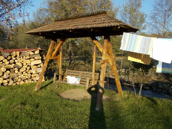 Pensiunea Camping Poieni - accommodation in  Maramures Country (09)