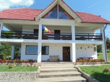 Rural accommodation at  Pensiunea 3 Fantani