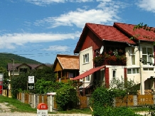 Rural accommodation at  Pensiunea Ioana